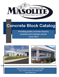 Masolite Block Catalog